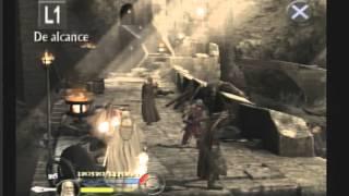 Gameplay El señor de los anillos el retorno del rey PS2 - El abismo de Helm