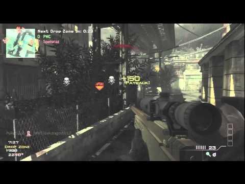 MW3: 360 No Scope Double Kill