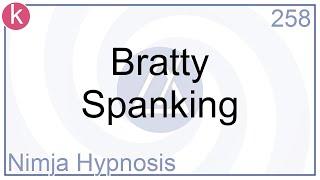 Hypnosis - Bratty Spanking