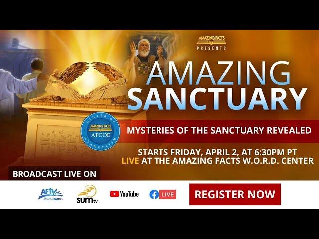 Amazing Sanctuary!