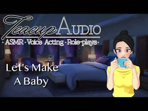 ASMR Wife Roleplay: Let's Make A Baby [Husband & Wife] [Starting A Family] [Patreon Previe