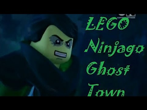 Ghost Town Ninjago Music Video