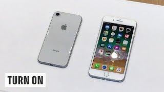 iPhone 8 & Apple Watch Series 3: Die Neuheiten im Hands-on – TURN ON Tech