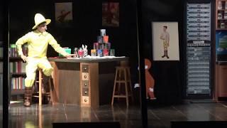 6/30グランドオープンのアニメセレブでの新ショーのプレ 動画撮影も...