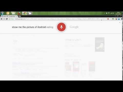 Google Now - Chrome Browser