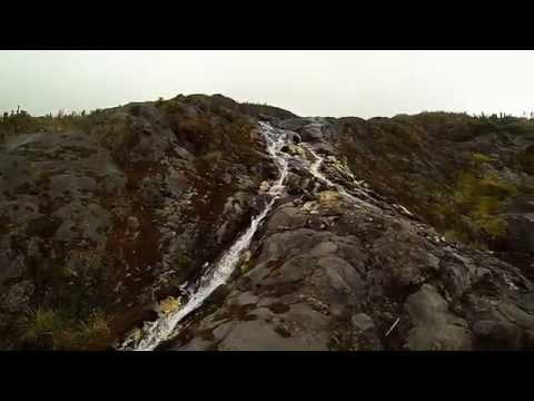 Nevado del Ruiz (Valle de las Tumbas), trocha hacia Murillo, Armero; rodada desde Medellín