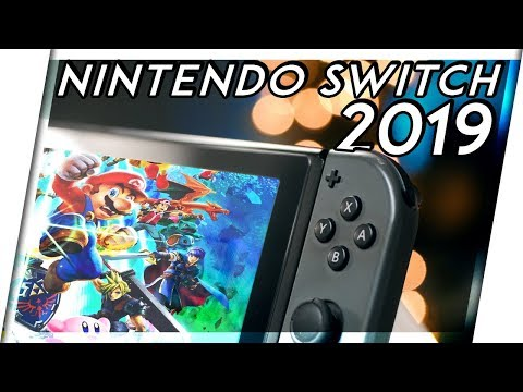 Nintendo Switch In 2019 | Switch 2 Years Later