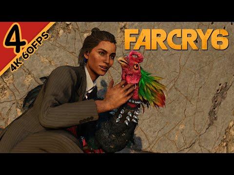 ผัดขี้เมาไก่ใส่นัว - Far Cry 6 #4