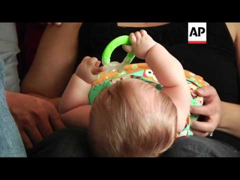 Caring for babies with brittle bone disease
