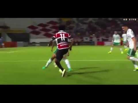 Santa Cruz 2 x 3 Palmeiras - Melhores Momentos - Campeonato Brasileiro 2016