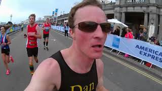 Brighton Marathon 2018 - Run Review