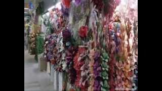 Рынок Футьен (Иу) Район №1 . искусственные цветы оптом из Иу (Китай)(, 2013-06-22T13:25:40.000Z)