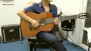 Dạy Học Guitar Đệm Hát Điệu Tango   Bài Tango Cho Em