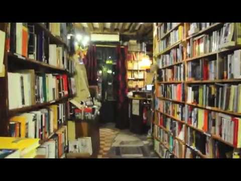 Shakespeare & Company Bookstore Paris