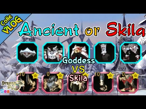 [Equip Compare] Goddess Ancient VS Skila Set L Which Is Better ?! L ColieVLOG#171 -【DragonNest SEA】