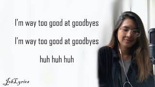 Baixar Sam Smith - Too Good At Goodbyes[Lyrics] - Ysabelle Cuevas {Cover}