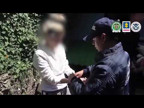 colombian-police-carry-out-an-arrest-of-pedophile-israelis