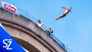 """449. Skokovi sa Starog Mosta 2015 """"MOSTAR"""""""
