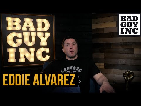 I'm even more interested in Eddie Alvarez after his ONE Championship loss...