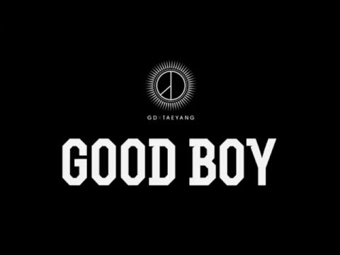 [HD] GD X TAEYANG - GOOD BOY [BEAT]