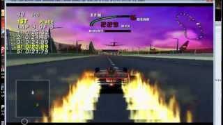 cart fury championship midway arcade pcsx2 1.0.0 port