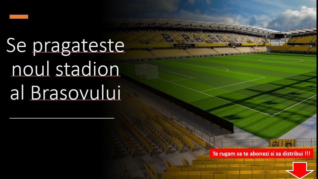 Primarul Brasovului Allen Coliban, va incepe demersurile pentru un nou stadion la Brasov