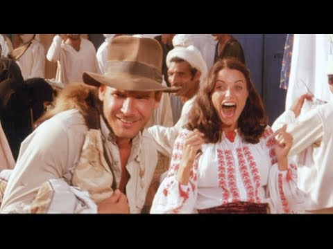 Indiana Jones Raiders of the Lost Ark  Outtakes & Deleted Scenes