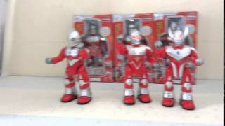 Battery operated toy robots walking robot toy with light and music