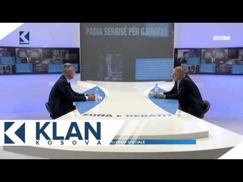 Deklarata e ministrit të jashtëm Hashim Thaçi për Gjykatën Speciale - 26.06.2015 - Klan Kosova