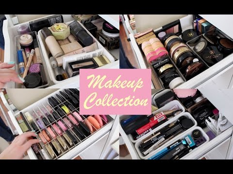 My Makeup Collection | 2016