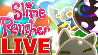 LIVESTREAM : Slime Rancher - CHALLENGES!!!