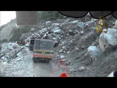 Road To Badrinath Dham  17 June 2016