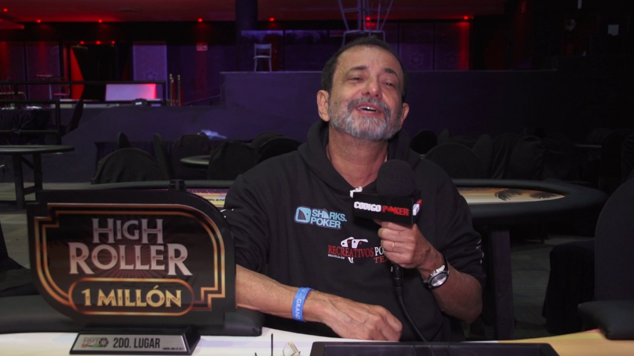 Red Poker Tour High Roller Entrevista con Nivaldo Costa