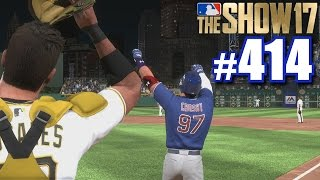 106 STRAIGHT WINS! | MLB The Show 17 | Road to the Show #414