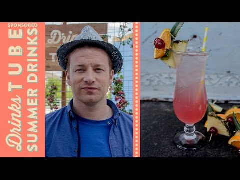 Singapore Sling Cocktail | Jamie Oliver