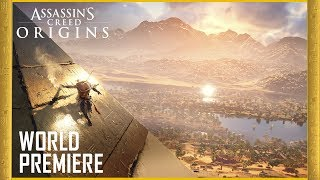 Assassin's Creed Origins: E3 2017 Official World Premiere Gameplay Trailer [4K] | Ubisoft [NA]