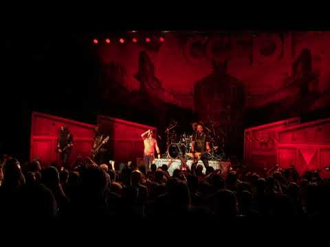 Accept Balls to the Wall Live Saban theater Los Angeles Sept 7, 2017