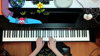 Itsy Bitsy Spider - Piano Version