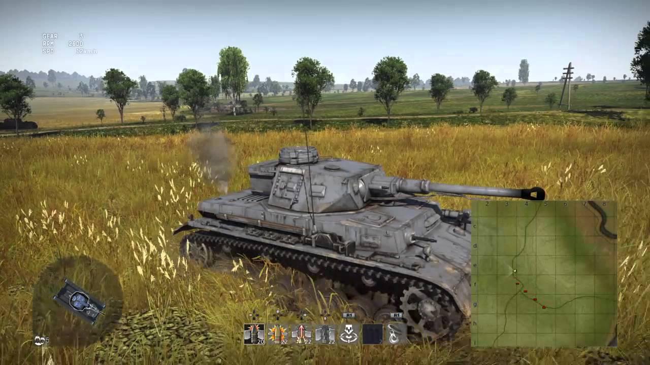 вар тандер видео обучение на танки