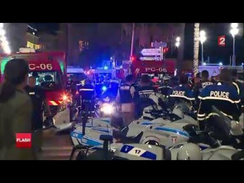 Locals react to tragedy in Nice, France