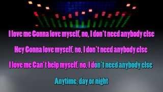 Hailee Steinfeld - Love Myself Karaoke (KARAOKE/INSTRUMENTAL)