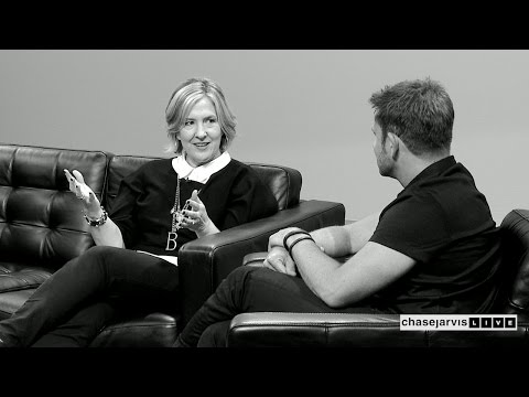 Bravery & Authenticity in a Digital World /w Brené Brown | Chase Jarvis LIVE | ChaseJarvis