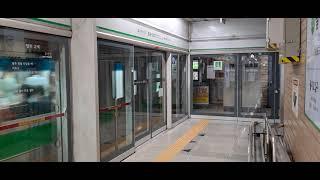 서울교통공사 2호선 4차분 R275편성 외선순환 을지로3가역 발차