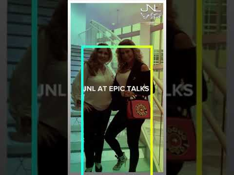 EPIC TALKS MIAMI by Melitsa Waage by Jennifer NICOLE Lee