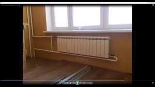 видео Способы подключения радиаторов отопления: схем и правильная последовательность