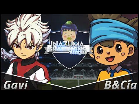 GAVI VS BARBILLA&CÍA | JORNADA 5 | INAZUMA CHAMPIONS LEAGUE .