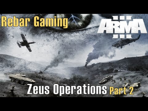 Zeus Operations Part 2 | Marine invasion | Rebar Gaming
