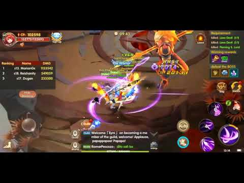 Light Chaser LVL. 60 (Android Gameplay)