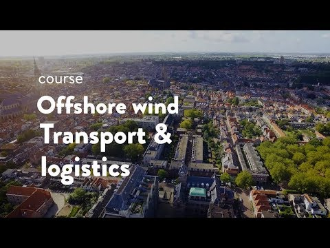 Course: Offshore wind transport and logistics (teaser)