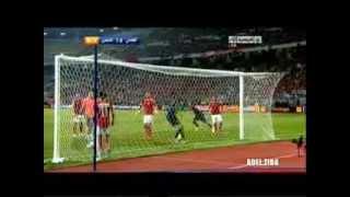 Al Ahly vs Espérance Tunis - Résumé du Match 04.11.2012 .flv